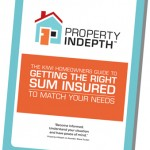 sum insured guide cover Property Indepth