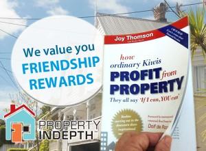 Friendship rewards PID